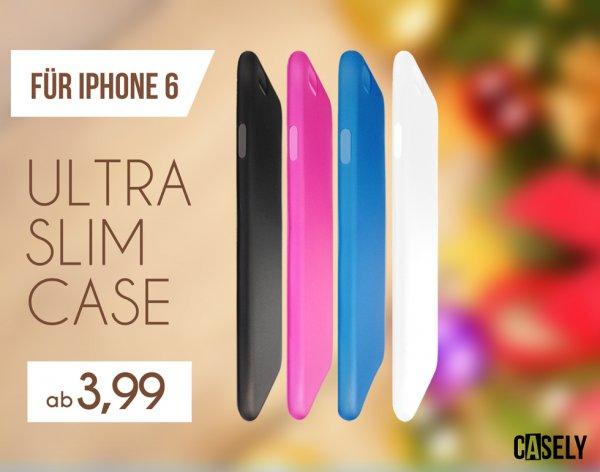 """[eBay] Ultra Slim Case für iPhone 6 (4,7"""") - ab 3,99 Euro inkl. Versand"""