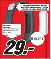 [Lokal Media-Markt - Hessen] Sony Smartband SWR10 - 29€
