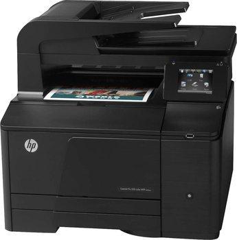 HP LaserJet Pro 200 color MFP M276n für 199,91 € @ Metro