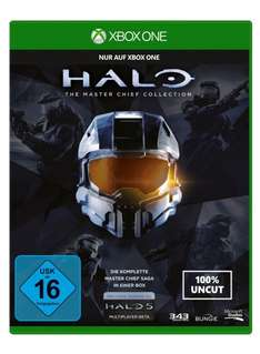 Halo - The Master Chief Collection für 39,99€inkl. VSK @Comtech
