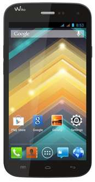 Wiko Barry (schwarz) für 99€ @cyberport - 5 Zoll Dual-Sim Smartphone