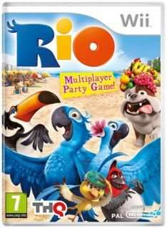 Rio für Nintendo Wii für 5,72€ inkl. Versand @simplygames.com