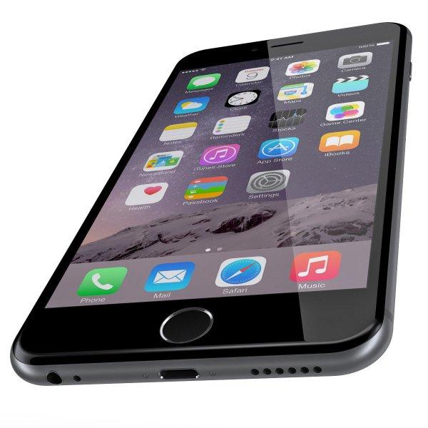 [ebay] Apple iPhone 6 Plus 128GB Spacegrau