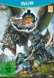 [WiiU] Monster Hunter 3 Ultimate