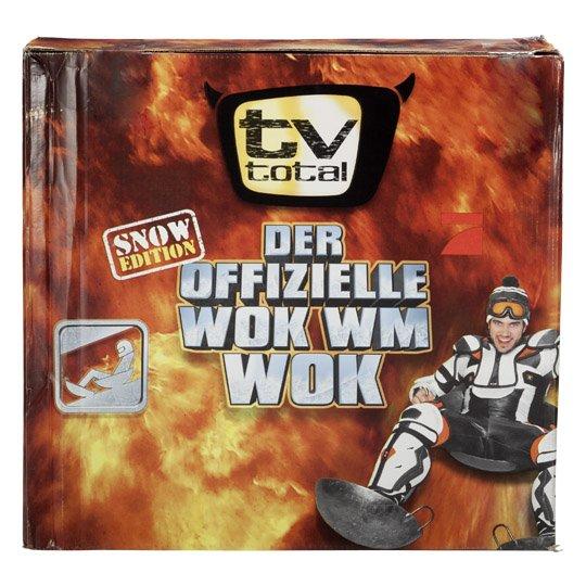 Der offizielle Wok-WM-Wok von TV Total bei real,- für 19,99€