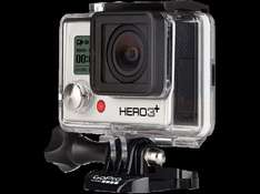 GOPRO Hero3+ Silver Edition + GoPro BacPac Touch + SP Gadgets Action Bundle für 289 € @ Saturn Latenight Shopping