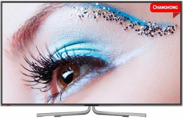 [eBay - Saturn] Changhong UHD55B6000IS, 55 Zoll, 4K, Ultra HD, Triple Tuner, WLAN, 3D für 605€ inkl. Versand