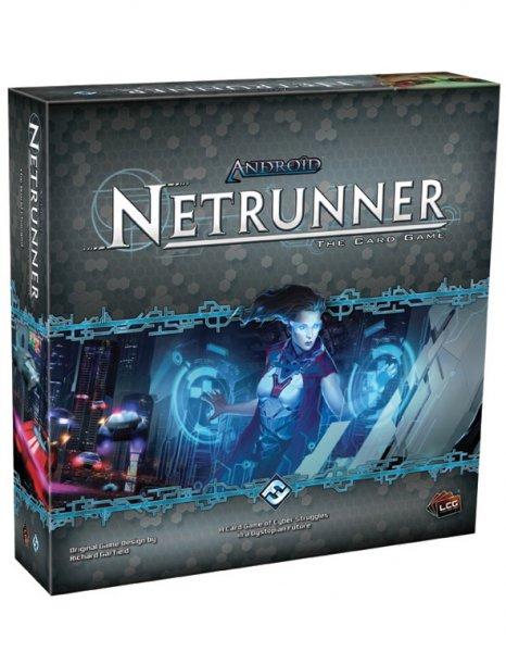 [Milan-Spiele]Android Netrunner LCG (Heidelberger Spieleverlag)