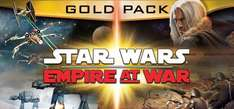 Star Wars® Empire at War™: Gold Pack für 6,80€  @ Steam