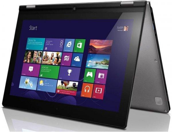 Lenovo IdeaPad Yoga 2 Pro 13 Ultrabook Convertible silber, i5, 256GB SSD für 999€ @comtech.de