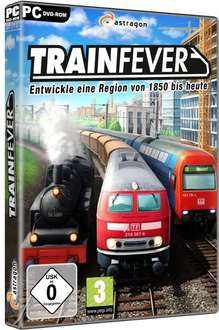 [PC DVD] bei Amazon Train Fever 15,60€ + Versand