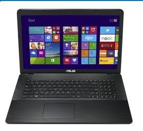 ASUS F751LDV-TY177H Notebook mit 8 GB RAM