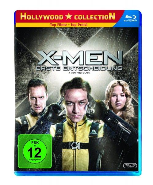 [Amazon] X-Men Erste Entscheidung Blu-Ray 5,99€ (+Versand)