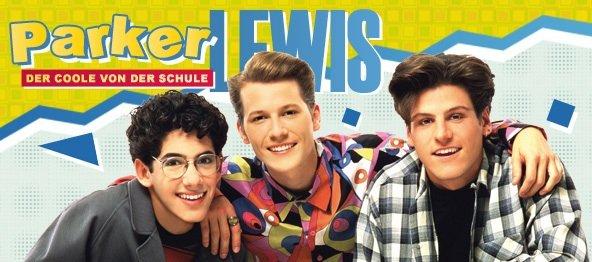 Parker Lewis - Die komplette Serie auf DVD für 40 €