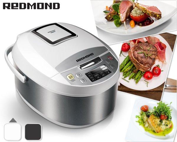 Redmond RMC-M4500E Multikocher mit 10 Kochprogrammen @1Dayfly 106.90€