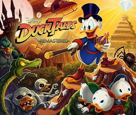Duck Tales: Remastered Wii U für 7,49€ statt 14,99€ im Nintendo eShop bis zum 12.12.2014