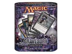 Magic the Gathering - Graveborn Premium Deck @ bazaar of wonders für 63,95 inkl. Versand