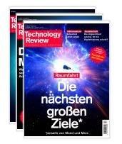 2 Ausgaben Technology Review - Kostenlos [Keine Kündigung notwendig]