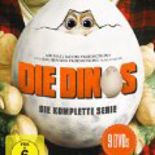 Die Dinos - Die komplette Serie (DVD) bei Buch.de für €42,50 mit dem Gutscheincode XSanta15 inkl. VSK