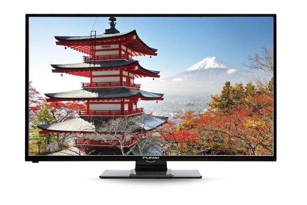 [Hamburg] Funai 50FDI7724/10 (50 Zoll) LED Fernseher, EEK A(Full HD,Triple Tuner, DVB-T, DVB-C, DVB-S, DVB-S2, Smart TV)
