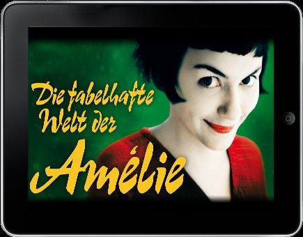 @ Netzkino: Die fabelhafte Welt der Amelie kostenlos anschauen (iOS oder Android App wird benötigt )