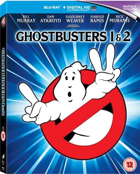 Blu-ray Box - Ghostbusters I & II (2 Discs / 4K Mastered) ab €10,28 [@Zavvi.es]
