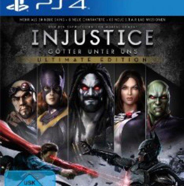 Injustice: Gods Among US Ultimate Edition kostenlos für PS-Plusmitglieder