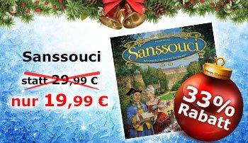 Sanssouci - Familienspiel von Ravensburger