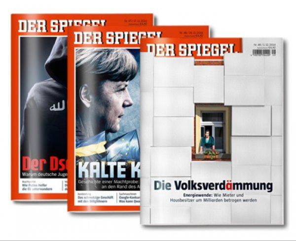 Studenten: Spiegel Halbjahresabo + Galaxy Tab 3 lite