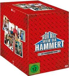 [Amazon] 4 DVD-Komplettbox-Angebote: Hör mal wer da hämmert, Alias, Sex and the City + Golden Girls für je 29,97€ (+ Qipu 10%)