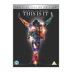 Michael Jackson - This Is It (Special Edition 2 DVD)@ Play.com