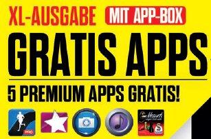 [Android Magazin] 5 Premium Apps für Heftpreis oder for free