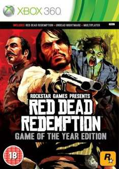 Xbox 360 - Red Dead Redemption (Game of the Year Edition) [@TheHut.com]