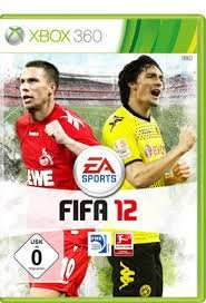 FIFA 12 Xbox 360 Amazon Warehousedeal 0,82€