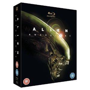 Alien Anthology [6 x Blu-ray] für ~18.40€ @ Amazon.UK