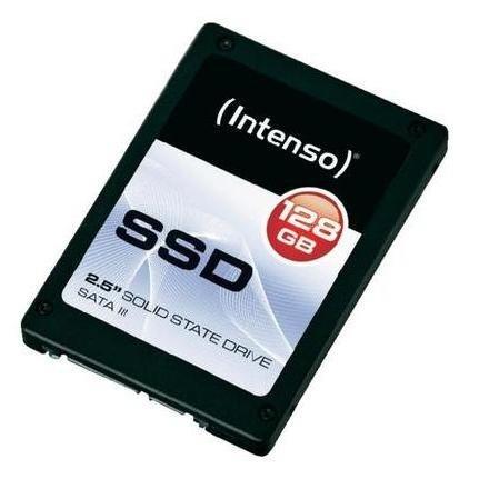 Intenso 128 GB SATA-III SSD für 40,99 Euro versandkostenfrei bei Conrad + weitere SSDs