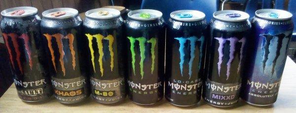 [LOKAL?] Kaufland Bietigheim-Biss. Monster Energy Drink versch. Sorten 0,99€ + Pfand