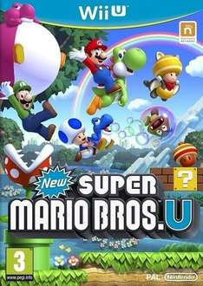 New Super Mario Bros U U. Wii U 18,99 €