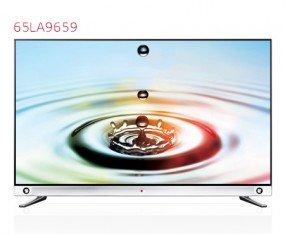 "(Lokal) Real,- Greifswald - Einzelstück - LG 65"" LED - TV  65LA9659"