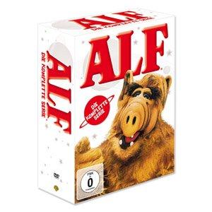 Alf - komplette Serie, Staffel 1-4 auf DVD @real