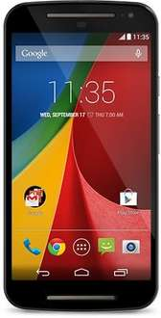 Motorola Moto G (2.Generation / 2014) Dual-SIM 8GB und 5 Zoll Display (ohne LTE) @Zackzack 153,95€