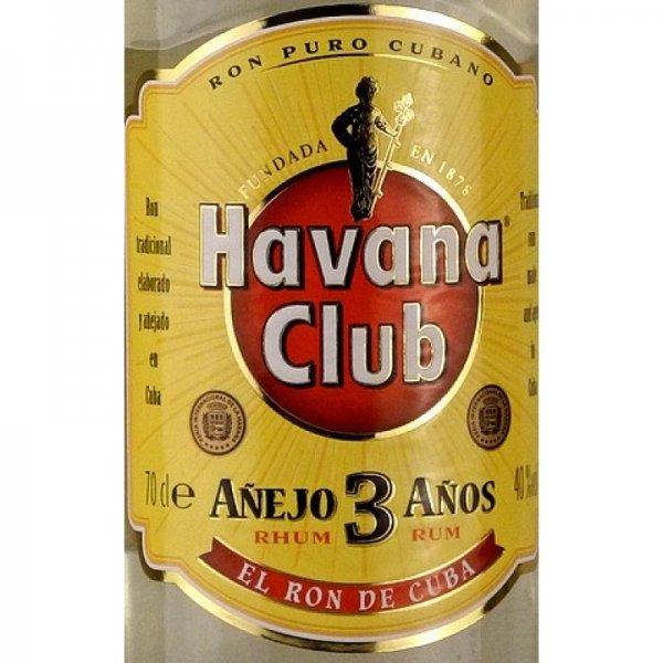 Havana Club 3 Anos - Kaufland