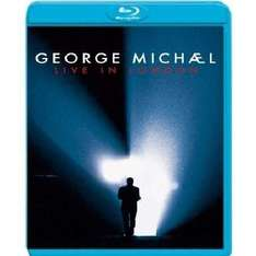 George Michael - Live In London [Blu-ray] @amazon(prime) 6,71€ Hammer-Konzert London 2009