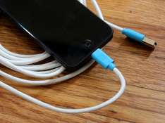 3-Meter MFi-Lightning Kabel für iPhone/iPad bei slashdot deals