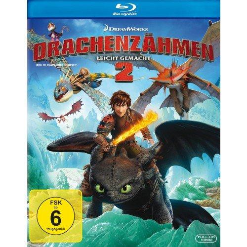 [Müller] nur heute: Drachenzähmen leicht gemacht 2 [Blu-ray], VSK-frei bei Abholung