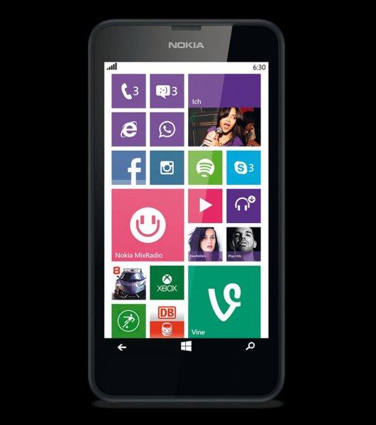 [smartkauf] Nokia 630 8GB Black - 99€ bei Selbstabholung