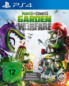 Plants vs. Zombies: Garden Warfare (PS4), Mirrorx27s Edge (PS3) und Need for Speed: Most Wanted (Vita) kostenlos (kein PS Plus benötigt)
