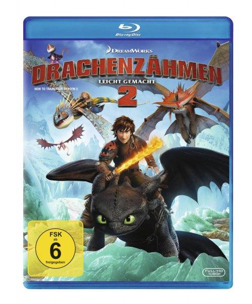 Drachenzähmen leicht gemacht 2-BluRay 10 € (Amazon)