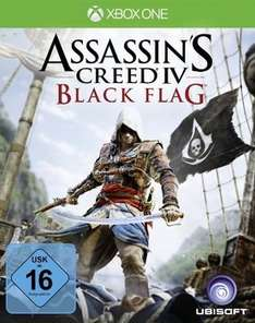 20% bei Gameladen.com dieses WE z.b. Assassin's Creed 4 IV Black Flag Xbox One Code 11,19 €