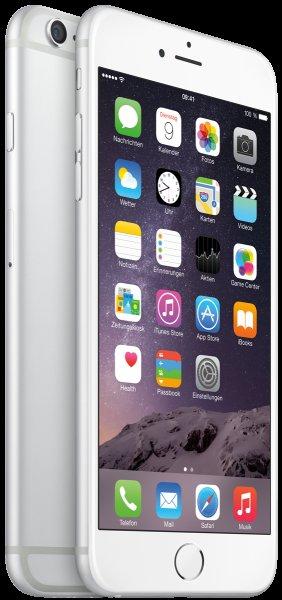 [SCHWEIZ online - Mediamarkt zieht nach] APPLE iPhone 6 Plus, 64GB, SILBER